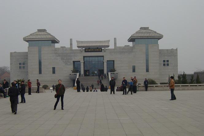 Adoptie-reis China, 23 februari 2005