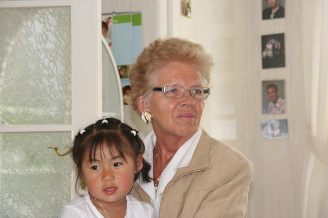Trouwdag Pa en Ma - 49 jaar