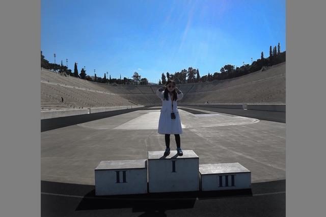 Athene Olympisch Stadion